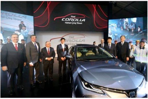 f518232e7d447bb772299a2d11f2d1d6 520x347 - В турецком городе Сакарья стартовало производство новой Toyota Corolla для России