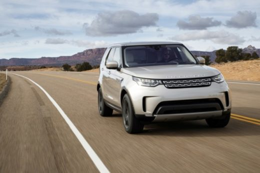 f611f0dba21a87f9369f6bc380443225 520x347 - Новый Land Rover Discovery присоединился к программе ReStart