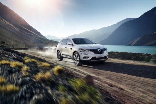 f70aa8c6faf24a3aeb9953cd42e0c2db 520x347 - Новый Renault Koleos стартует на российском рынке