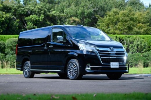 f846e91b968a4e456ae8d551d899f9b5 520x347 - Toyota представила новый роскошный минивэн GranAce для Японии