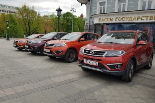 f8edfcb7b58652feaac70c51f9ec9090 520x347 - Автомобили линейки Chery Tiggo подорожали на 10 – 30 тыс. рублей