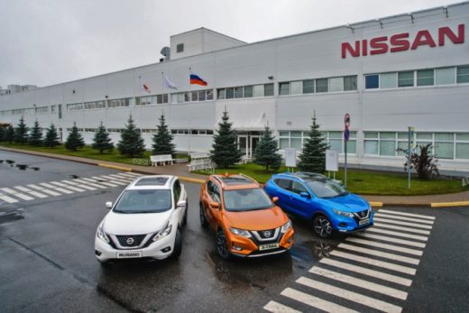 f96edb4778561dcf33ebb8cf07ac5522 520x347 - Nissan в 2018 году увеличил экспорт автомобилей российского производства на 50%