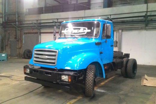 fb58e4afe96dad69f3a1add716effbea 520x347 - ЗИЛ выпустил последний в своей истории грузовик