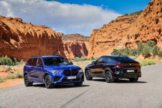 fc33af6c3c5f40a9489a3aa6c73589a2 520x347 - Объявлены цены на новые BMW X5 M и BMW X6 M