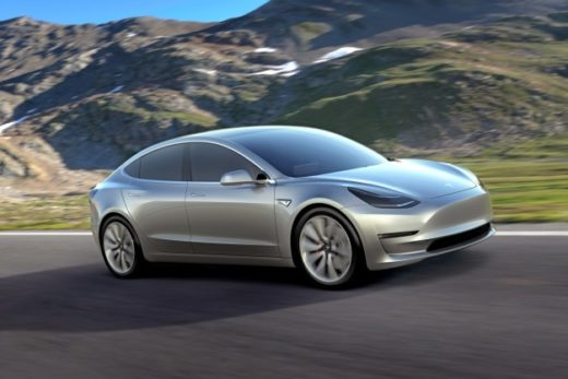 fc77eace2d98e60047e237be32e87875 520x347 - С конвейера сошел 100-тысячный электромобиль Tesla Model 3