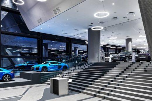 fd2de25c46de237512f6ea2cb5c2effd 520x347 - «Авилон» открыл дилерский центр Audi на ЗИЛе