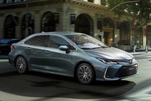 fd8b56610ab5753911ef81548ee0a88c 520x347 - Toyota объявила стоимость седана Corolla нового поколения