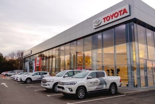 fdb933537e430d74863447dc05eb55cd 520x347 - Toyota повысила цены почти на все модели