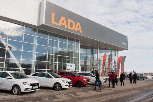 fee7830dd77e40eae8469db288c676cd 520x347 - Россияне потратили на новые автомобили более 1,5 трлн рублей
