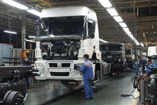 ff197ea90377940639f8a831c4e2a920 520x347 - Производство грузовиков в 2016 году выросло на 7%