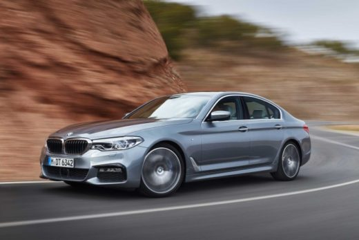 ff5b642b7906f6f1aef7570fdb005e2a 520x347 - BMW представил новый BMW 5 серии Седан