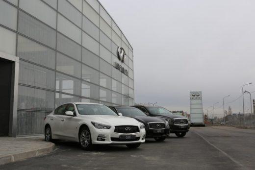ffc779ec4db73dedf2d18e40acf13c01 520x347 - Infiniti в январе увеличил продажи в России на 27%