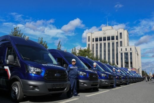 ffcc3f27c67286d9df887715bb777235 520x347 - Ford Sollers в 2017 году увеличил корпоративные продажи автомобилей Ford Transit